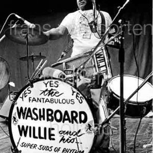 Washboard Willie