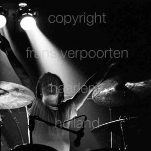 Who Keith Moon Vliegermolen Netherlands 1973