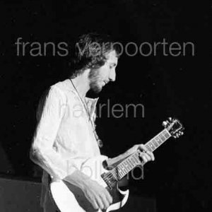 Who Pete Townshend Vliegermolen Netherlands 1973