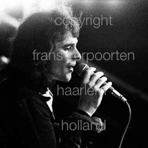Colin Blunstone Midsummer Festival Meerlo 1973