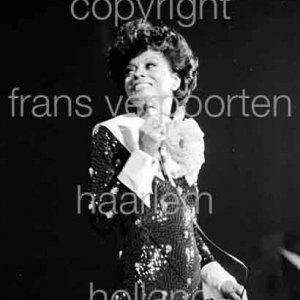 Diana Ross Amsterdam 1973