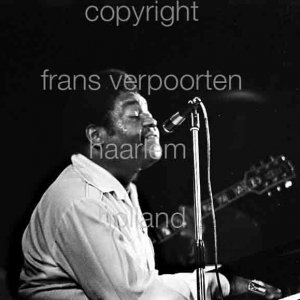 Fats Domino Amsterdam 1973