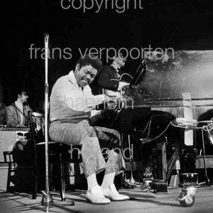 Fats Domino Amsterdam 1973