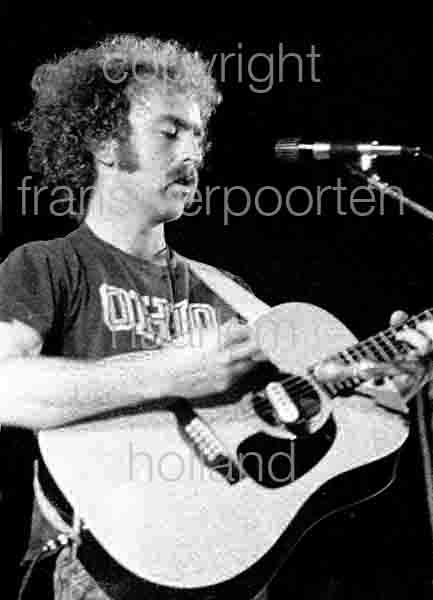 Eagles Amsterdam 1973 Bernie Leadon