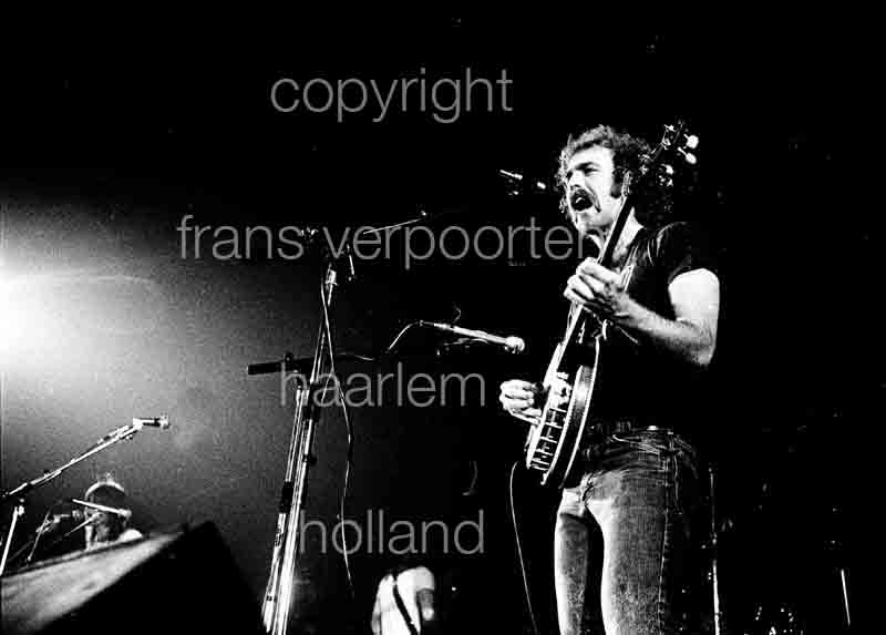 Eagles Amsterdam 1973 Bernie Leadon 10-29-xx