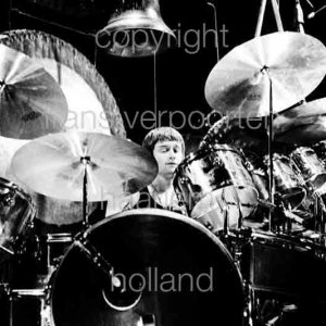 Emerson Lake & Palmer 1973 Carl Palmer