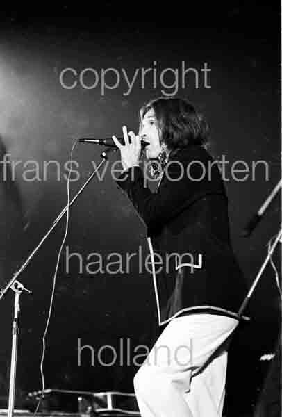Kinks Dave Davies 1974 Amsterdam