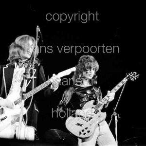 Kinks Dave Davies Ray Davies 1974 Amsterdam