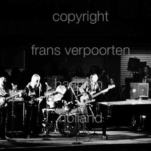 Leon Russell Amsterdam, Netherlands in 1971