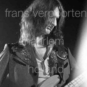 Roxy Music Phil Manzanera Netherlands 1973