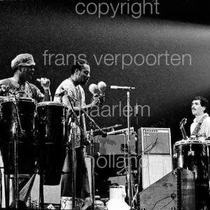 Carlos Santana Amsterdam