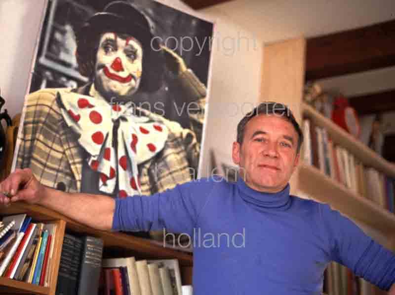 Cor Witschge Pipo de Clown
