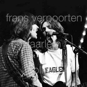 Eagles 1973 Randy Meisner Glenn Frey