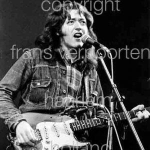 Rory Gallagher Vliegermolen Netherlands 1973