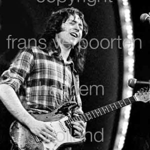 Rory Gallagher Vliegermolen Netherlands 1973