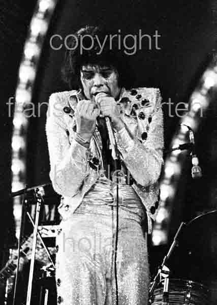 Gary Glitter Vliegermolen Netherlands 1973