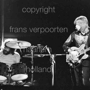 Moody Blues Graeme Edge1973 Amsterdam