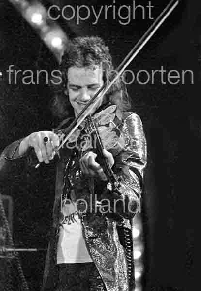 Slade Jim Lea Voorburg Netherlands 1973