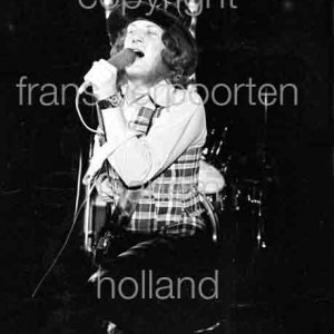 Slade Noddy Holder 1973 Voorburg Netherlands
