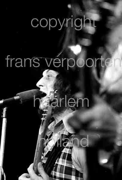Slade Noddy Holder 1973 Voorburg Netherlands