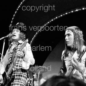 Slade Dave Hill Noddy Holder 1973 Netherlands