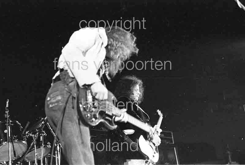 West Bruce and Laing Amsterdam 1974
