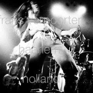 Black Sabbath live performance Amsterdam 1973