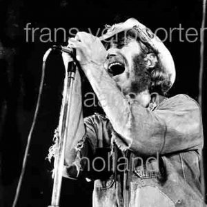 Dr. Hook & Medicine Show Amsterdam1974