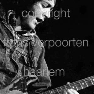 Rory Gallagher 1980 Amsterdam Concertgebouw