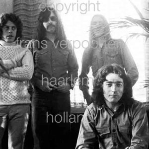 Rory Gallagher performs live Amsterdam 1974