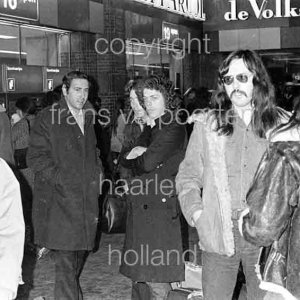 Rory Gallagher Traveling from Amsterdam