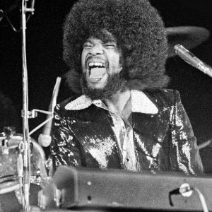 Billy Preston suport Stones Vienna 1973