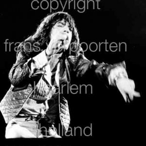 Rolling Stones Zuiderpark The Hague 1976