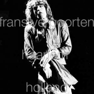 Rolling Stones European Tour 1976 The Hague 29 30 may 1976 Mick Jagger Ronnie Wood Keith Richards Bill Wyman Charlie Watts Ollie Brown Ian Stewart