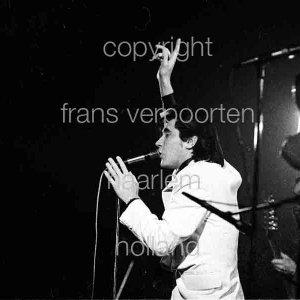 Roxy Muziek, Brian Ferry, Amsterdam 1976