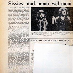 Sissies Recentie Haarlems Dagblad Sissies Haarlem