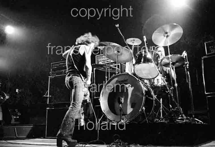 Status Quo Amsterdam 1976 Netherlands