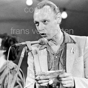 Simon Vinkenoog pres. Michael van Mander 1979