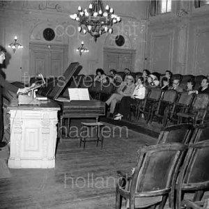 Teylers Museum Erwin presentatie 1974