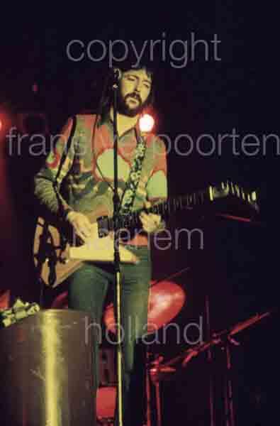 Eric Clapton Amsterdam 1973