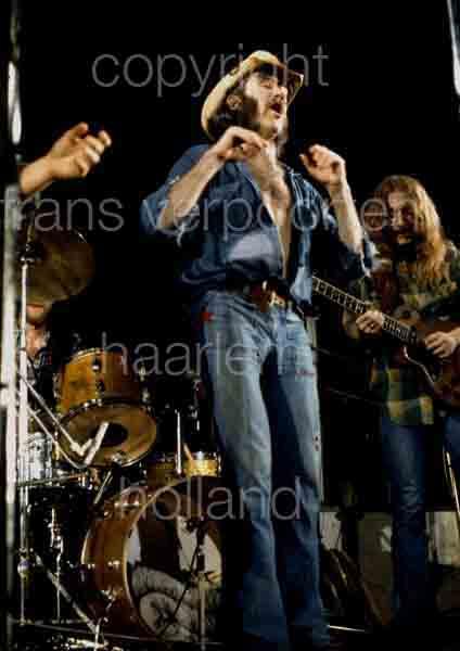 Dr. Hook & Medicine Show Amsterdam 1974