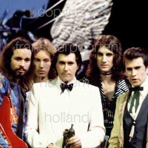 Roxy Music Brian Ferry TopPop Netherlands 1973
