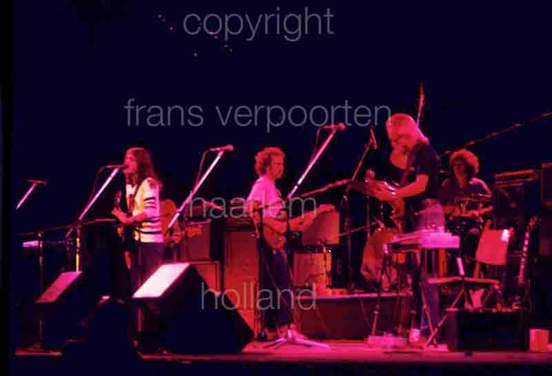 Eagles Amsterdam Performance 1973 - Popstockphoto.com