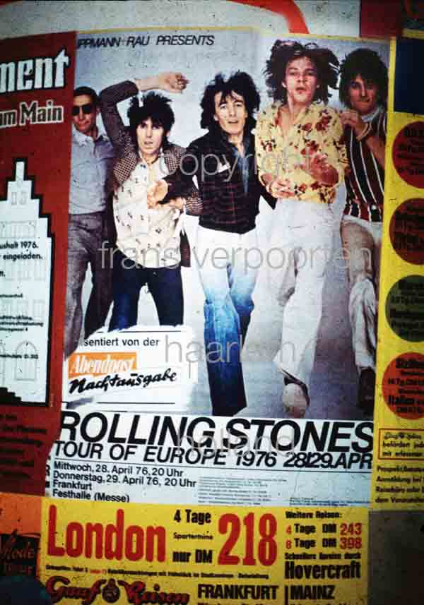 Stones Frankfurt