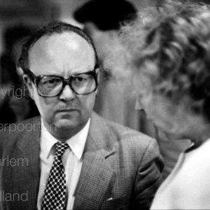 Geerten Meijsing AKO literatuurprijs 1988 Afterparty